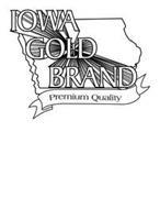IOWA GOLD BRAND PREMIUM QUALITY