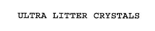 ULTRA LITTER CRYSTALS