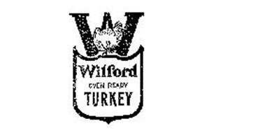W WILFORD OVEN READY TURKEY