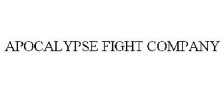 APOCALYPSE FIGHT COMPANY