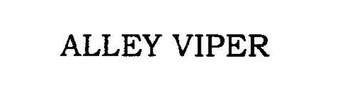 ALLEY VIPER