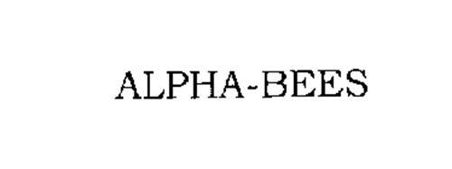 ALPHA-BEES