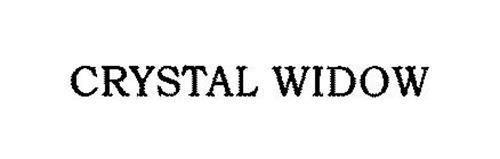 CRYSTAL WIDOW