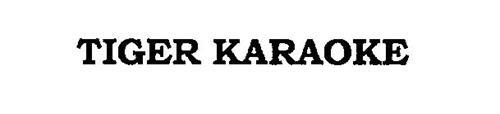 TIGER KARAOKE