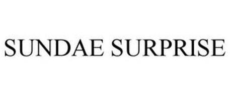SUNDAE SURPRISE