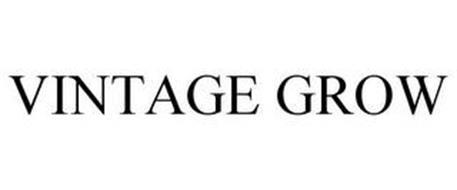 VINTAGE GROW