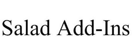 SALAD ADD-INS
