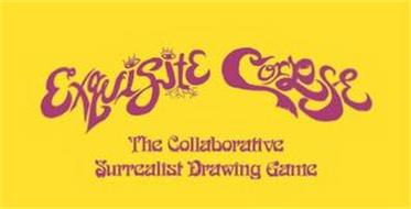 EXQUISITE CORPSE: THE COLLABORATIVE SURREALIST DRAWING GAME