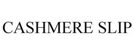 CASHMERE SLIP