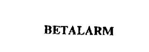 BETALARM