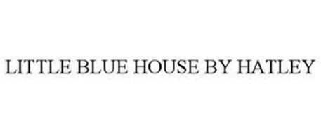 LITTLE BLUE HOUSE BY HATLEY