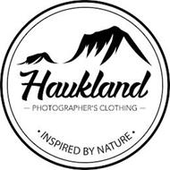 HAUKLAND - PHOTOGRAPHER'S CLOTHING - INSPIRED BY NATURE