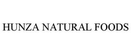 HUNZA NATURAL FOODS
