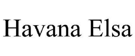 HAVANA ELSA