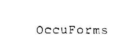 OCCUFORMS