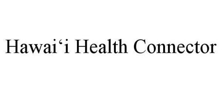 HAWAI'I HEALTH CONNECTOR