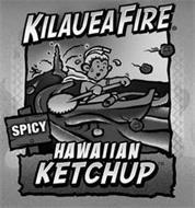 KILAUEAFIRE SPICY HAWAIIAN KETCHUP