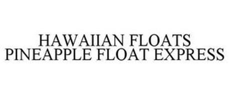 HAWAIIAN FLOATS PINEAPPLE FLOAT EXPRESS