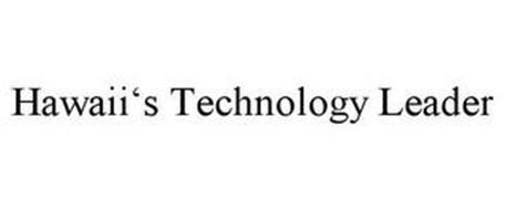 HAWAII'S TECHNOLOGY LEADER