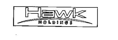 HAWK HOLDINGS