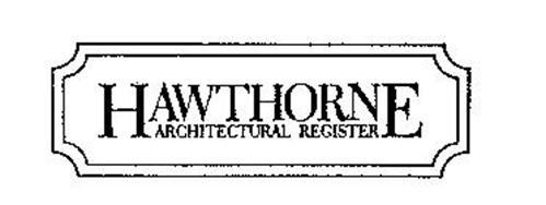 HAWTHORNE ARCHITECTURAL REGISTER