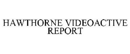 HAWTHORNE VIDEOACTIVE REPORT