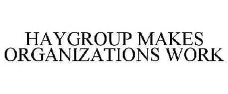 HAYGROUP MAKES ORGANIZATIONS WORK