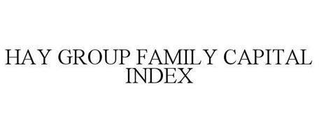 HAY GROUP FAMILY CAPITAL INDEX
