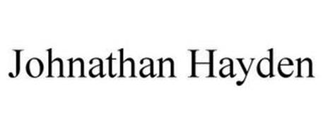 JOHNATHAN HAYDEN