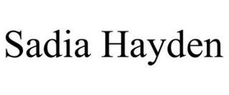 SADIA HAYDEN