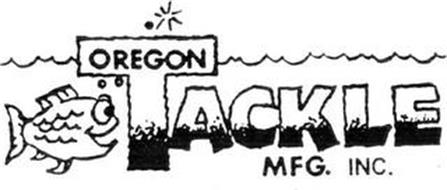 OREGON TACKLE MFG. INC.