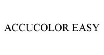 ACCUCOLOR EASY