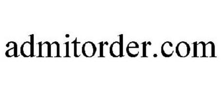 ADMITORDER.COM