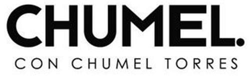 CHUMEL. CON CHUMEL TORRES
