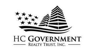 HC GOVERNMENT REALTY TRUST, INC.