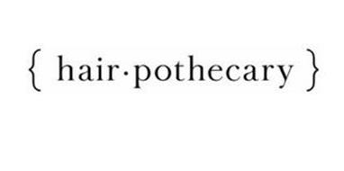 { HAIR · POTHECARY }