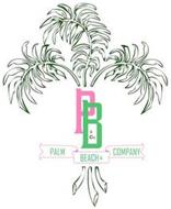 PB & CO PALM BEACH & COMPANY