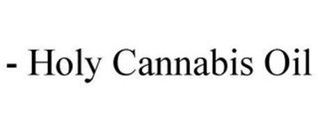 - HOLY CANNABIS OIL
