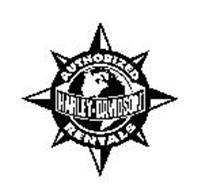 HARLEY-DAVIDSON AUTHORIZED RENTALS