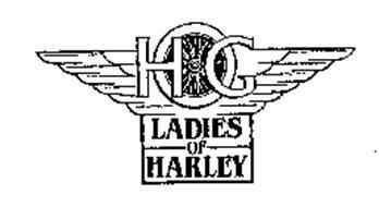 HOG LADIES OF HARLEY