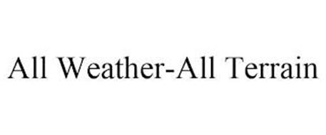 ALL WEATHER-ALL TERRAIN