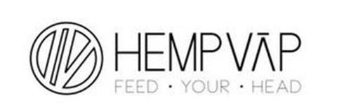 V HEMPVAP FEED · YOUR · HEAD