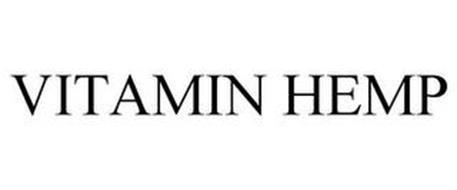 VITAMIN HEMP