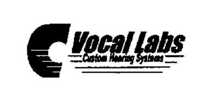 C VOCAL LABS CUSTOM HEARING SYSTEMS
