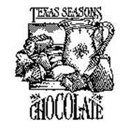 TEXAS SEASONS CHOCOLATE