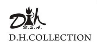 D H U.S.A. D.H. COLLECTION