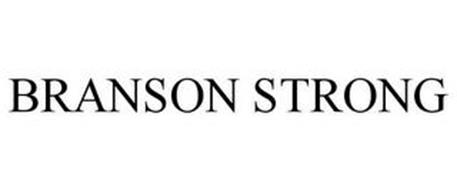 BRANSON STRONG