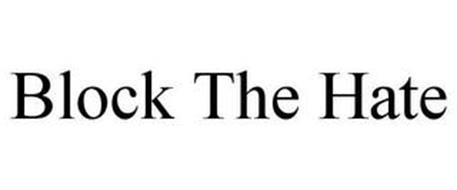 #BLOCKTHEHATE