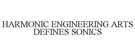 HARMONIC ENGINEERING ARTS DEFINES SONICS