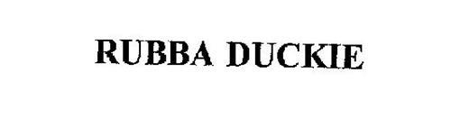 RUBBA DUCKIE